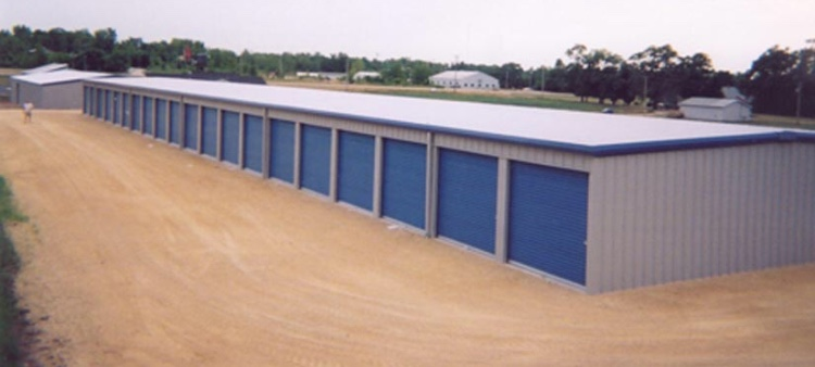 Commerical Metal Buildings
