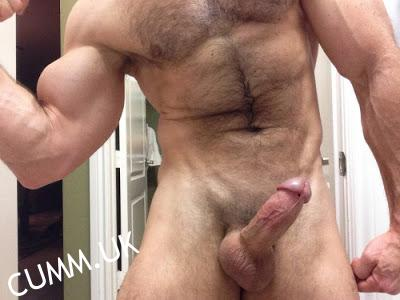 Mature Masculine Muscled 1