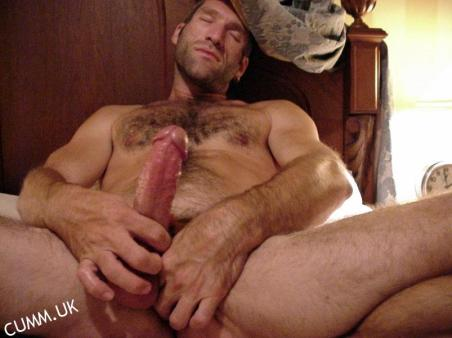 solosexual hung dad dilf