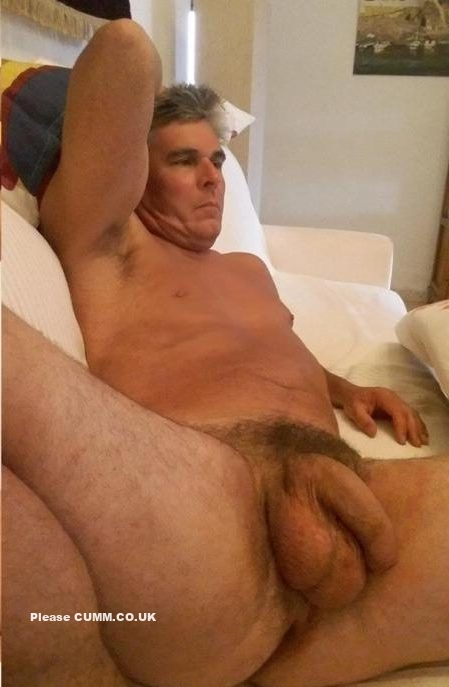 old long flaccid cock