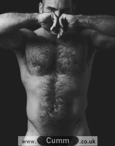 hairy and hung and treasure trail daddy
