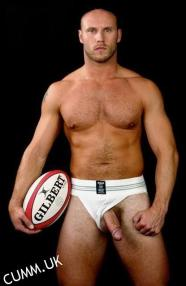 CURIOUS STRAIGHT rugby hung