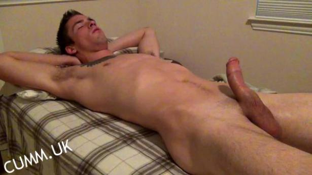 While massaging as usual, I like you to use both hands one on top of the other so that my whole dick is getting attention and then as im about to cum stop and then, using the palm of your hand, massage the head of my dick until its unbearable and i cum all over the place