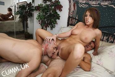 Mature Couple Share big Cock MMF