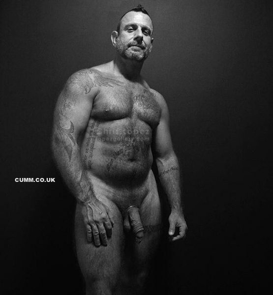 nude male by chris lopez