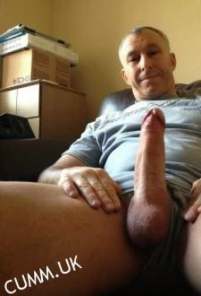 large full bollocks and a really thick rigid penis