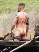 Tom Hardy naked Taboo uncensored arse 2