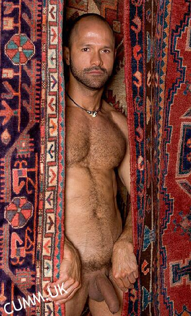 Under the Kisbet the carpet sellers cock