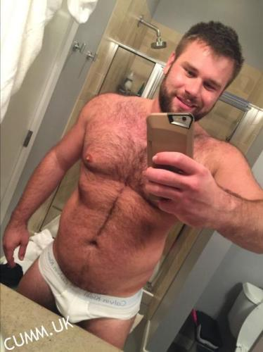 bear cock selfie dutch