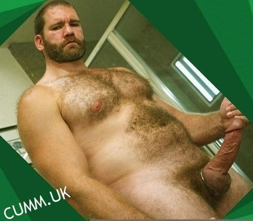 cock ring wanker bear hairy