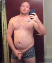 cock selfie thick cock