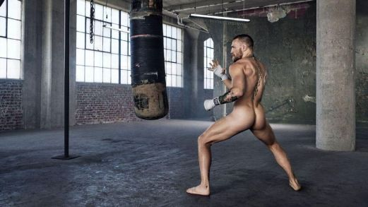 conor naked