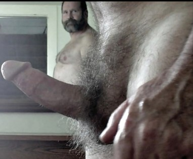 daddy hairy chest