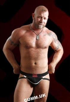 dutch bear full jock