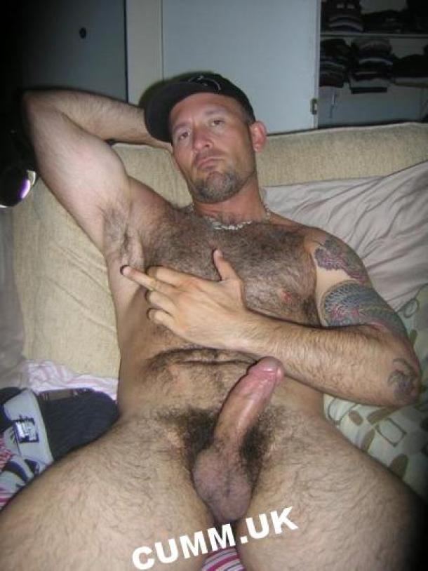 hairy dutch bear beautiful cock