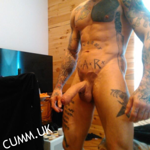 inked thick dick