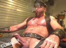 leather daddy cigar