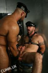 leather dominant daddy