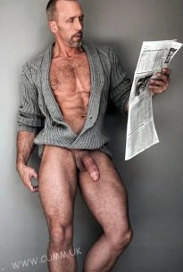 newspaper fetish