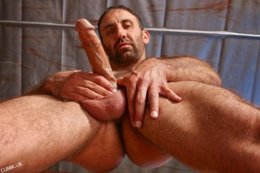oiled and massaged 7