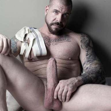 old jock daddy releases his big man tool