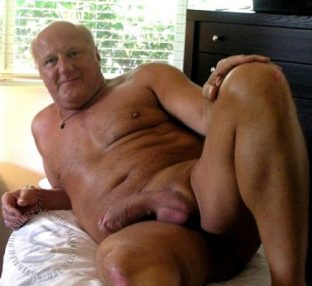old man big dick - gay silver daddies