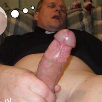 priest big cock for jesus