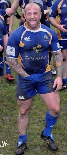 rugby bulge