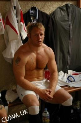 rugby dressing room