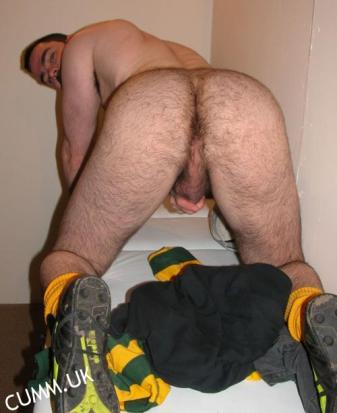 rugby wanker arsehole exposed