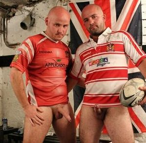 sexy Rugby Players