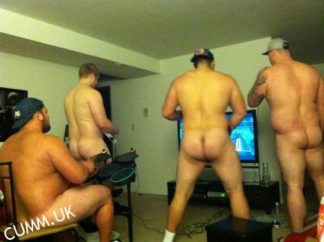 sexy man arse group