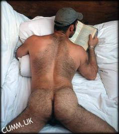 sexy man arse hairy 6