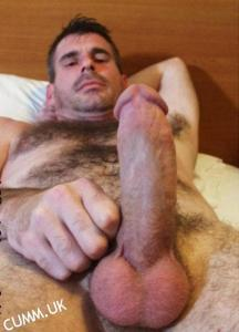 silver daddy hung thick