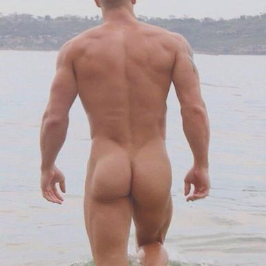 spank my muscle arse