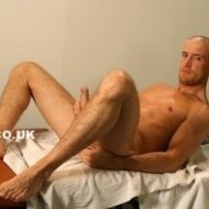 rugby after match wank and massage