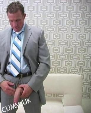 wanking to porn