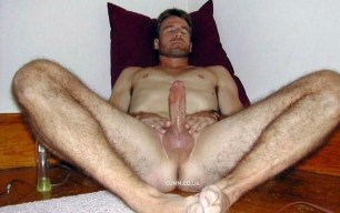 Edging hung silver daddy