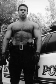 sexycop hairy chest cops horny vintage