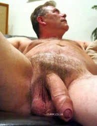 Soft Cock Revolution Inches Magazine UK SILVER DADDY EX ARMY BIG DICK ENGLAND