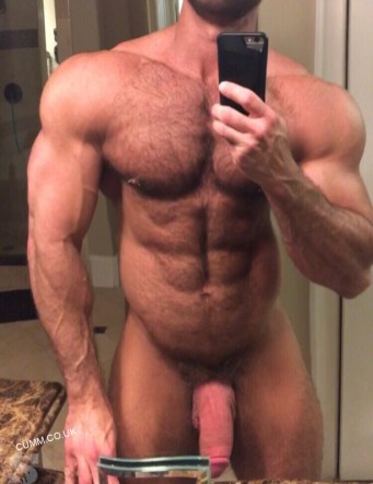 Stand Up 4 Masturbation hairy muscle cowboy