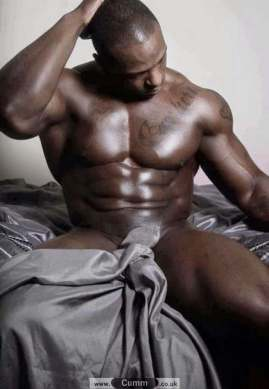 bed-big-beefy-black-male-model-naked-Copy