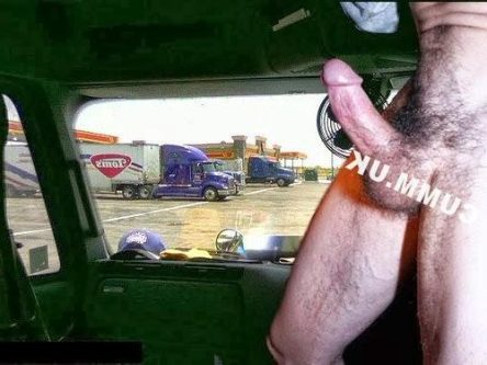 truckers erection thick