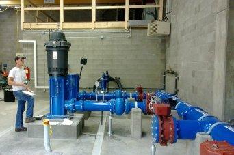 Lilooet Water Treatment Plant Construction