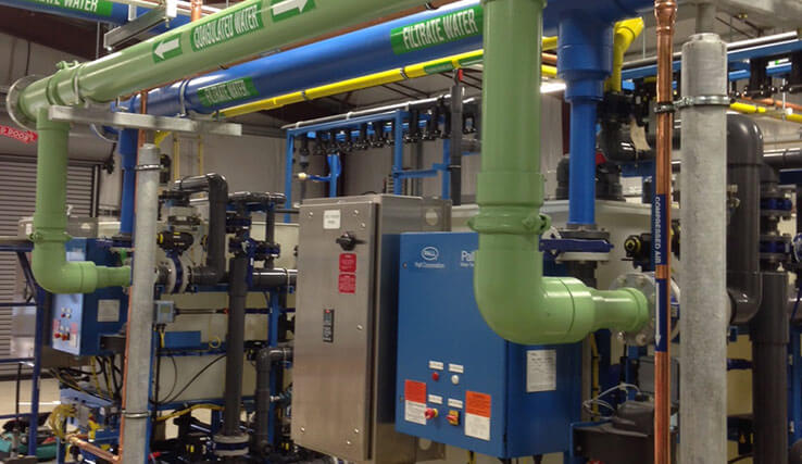 Village of Clinton Water Treatment Plant