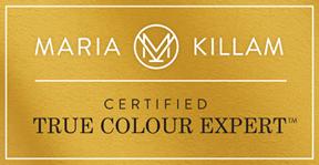 Maria Killam Certified True Colour Expert