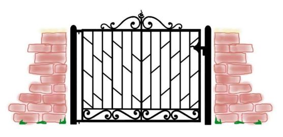 Gated Entrance Amenity