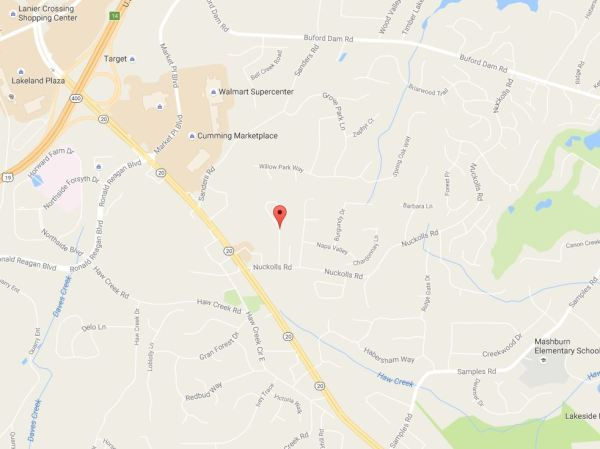 cumming-ga-map-wellstone-middle-creek-way-location