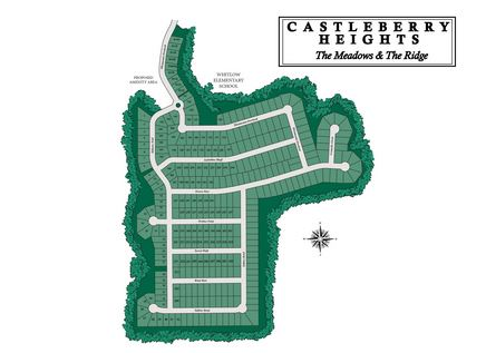 Get 2 In 1-Live In Castleberry Heights Subdivision