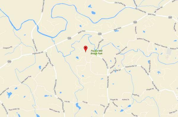 The Legends Of Settendown Creek Map Location